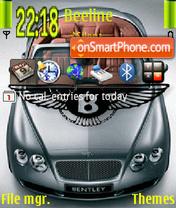 Bentley theme screenshot