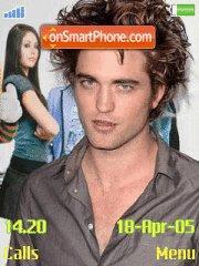 Скриншот темы Twilight