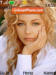 Tina Karol theme screenshot
