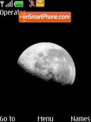 Скриншот темы Moon