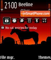 CowBoy FP2 Icon theme screenshot