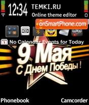 9th of May es el tema de pantalla