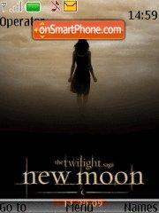 Скриншот темы New Moon 01