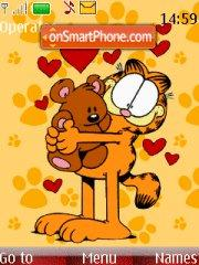 Garfield 27 theme screenshot