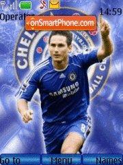 Frank Lampard es el tema de pantalla