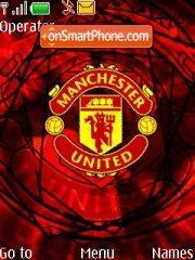Man United tema screenshot