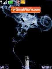 No Smoking theme screenshot