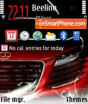Capture d'écran Audi R8 V4 thème