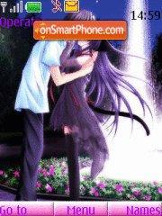 Anime Kiss Theme-Screenshot
