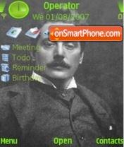 Giacomo Puccini theme screenshot