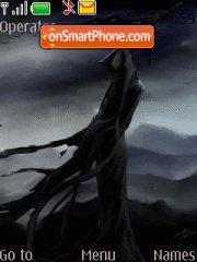 Reaper theme screenshot