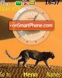 Cheetah 01 es el tema de pantalla