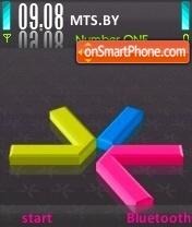 OS60 theme screenshot