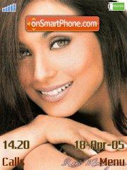 Beauty Rani es el tema de pantalla