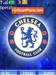 F.C. Chelsea theme screenshot
