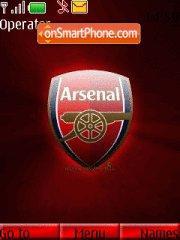 F.C. Arsenal tema screenshot