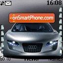 Audi RSQ theme screenshot