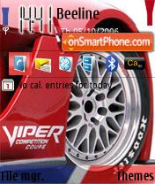 Gran Turismo 4 theme screenshot