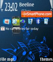 N73me tema screenshot