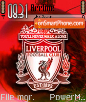 Liverpool 1901 theme screenshot