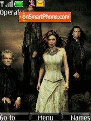 Within Temptation es el tema de pantalla