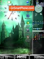 Swf Animated Vista N theme screenshot