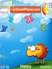 Funny Pets Theme-Screenshot