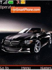 Bmw M6 Convertible Theme-Screenshot