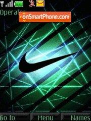 Nike Haze theme screenshot