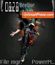 Last Dance es el tema de pantalla
