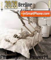 Shake Them Bones es el tema de pantalla