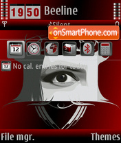 Eye 05 theme screenshot