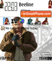 GTA4 theme screenshot