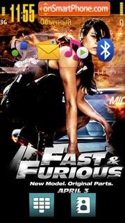 Fast Furious 4 01 es el tema de pantalla