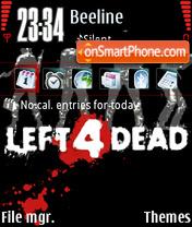 Capture d'écran L4d-240x320 thème