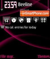 PurpleDream Theme-Screenshot