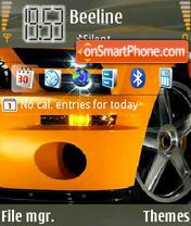 Shelby 04 theme screenshot