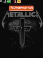 Metallica es el tema de pantalla