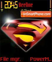 Superman V2 theme screenshot