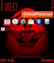 Bloody Emblem v1.0 theme screenshot