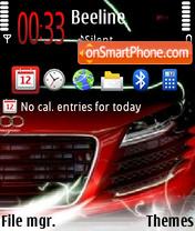 Скриншот темы Audi r8 v4 01