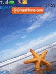 Starfish theme screenshot