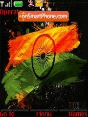 Indian theme screenshot