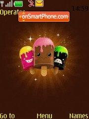 IceCream tema screenshot