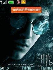 Harry Potter 6 Movie theme screenshot