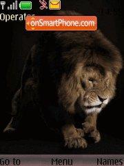 Big Cats 01 tema screenshot