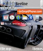 Carrera GT 01 theme screenshot