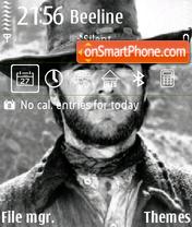 Скриншот темы Clint Eastwood