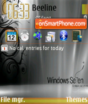 Windows7 03 theme screenshot