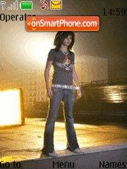 Bill Kaulitz es el tema de pantalla